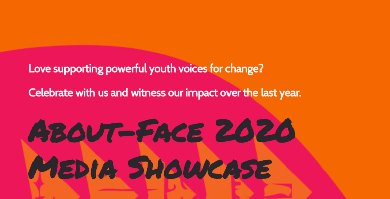 About-Face 2020 Media Showcase