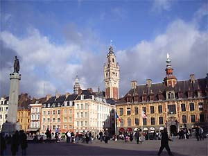 The north of France  area guide and attractions