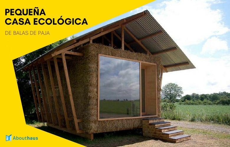 Casa Ecologica de Balas de Paja  Abouthaus