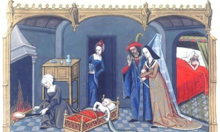 The Terrible & Ineffective Ways On How Women From the Middle Ages Avoided Getting Pregnant
