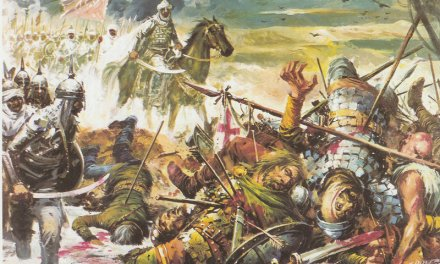 Battle of Guadalete – The Muslim Invasion of Spain