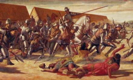 How 600 Soldiers Destroyed the Aztec Empire and Conquered Most of Mexico