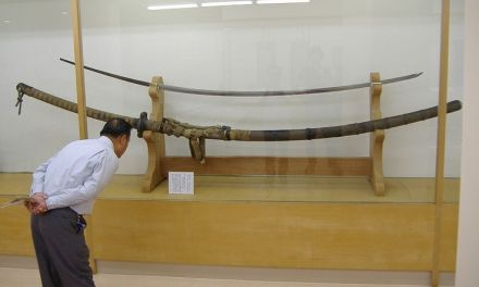 Over 2m Swords Were Used as Weapons in 15th to 16th Century