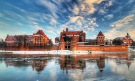 The Largest European Medieval Castle You Probably Never Head Of