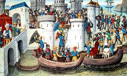 Would the Fourth Crusade Have Been Successful if it Had Happened in Egypt, as Originally Planned?