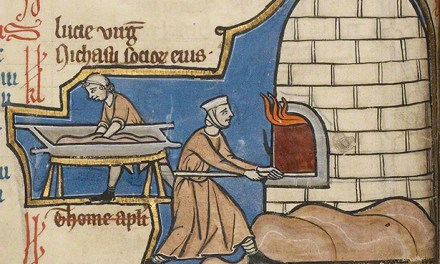 What Kind of Food Was Common Among the People in the Middle ages?