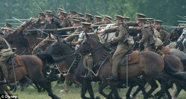 How Could Medieval Calvary Forces be Compared to the Ones in World War One?