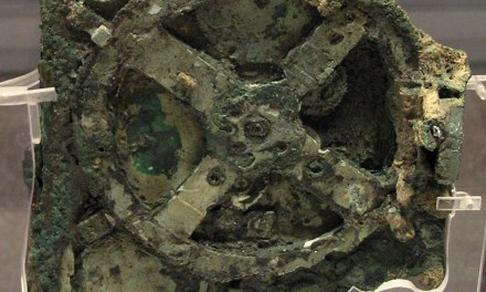 You Must Know About the Most Advanced Item Of It's Time, The Antikythera Mechanism
