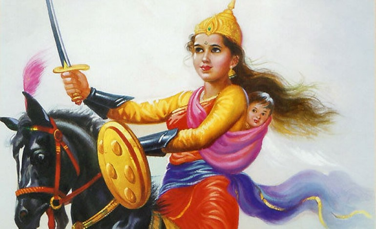 Rani of Jhansi – The Indian Nationalists Symbol for Resistance to the British Raj