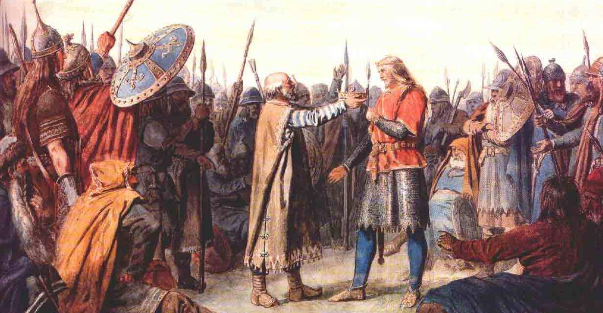 How Different Were Swedish Danish And Norwegian Vikings