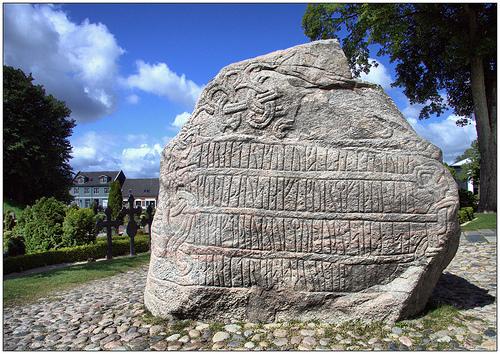 The Lost Art of Rune Inscription | Fascinating Viking Runestones
