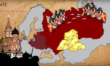 The Animated History of Russia – Serfdom, The Glorious Revolution and More