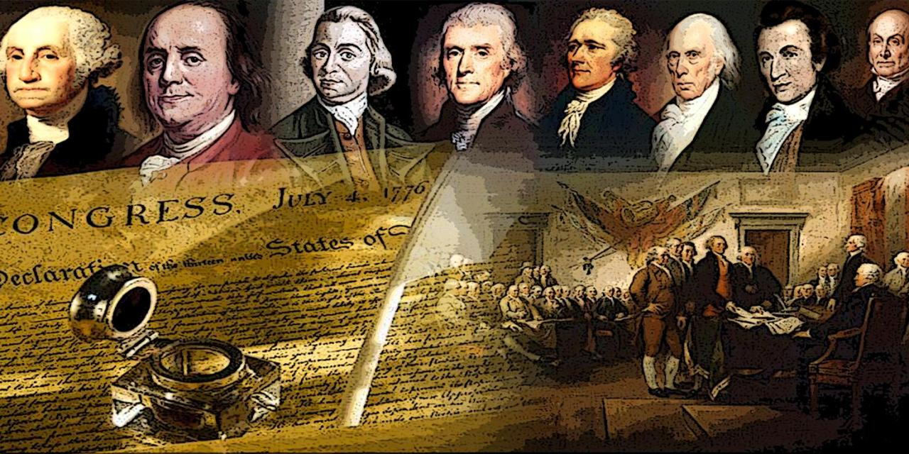 The History of the Declaration of Independence – The birth of the American Republic