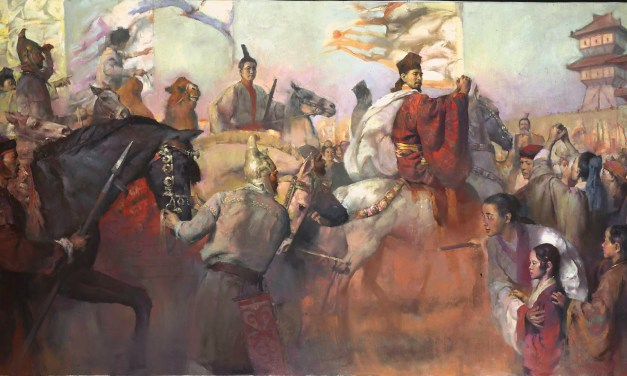 Zhang Qian, the Greatest Explorer in Ancient China
