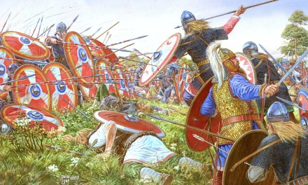 Battle of Adrianople, 378 C.E. – The Beginning of the Collapse