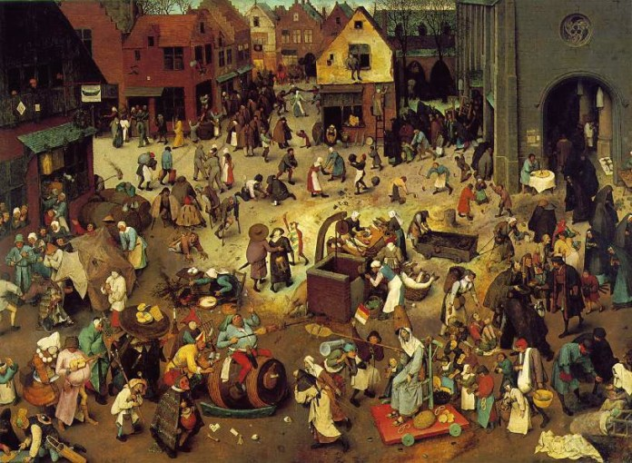 Entertainment in the Middle Ages