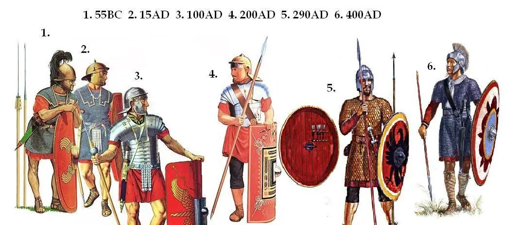 The Advancement of the Late Roman Armor and Its Effectiveness
