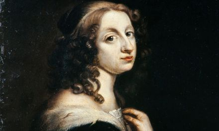 Christina Vasa (1626–1689) Queen of Sweden, And the Most Educated Woman of the Century