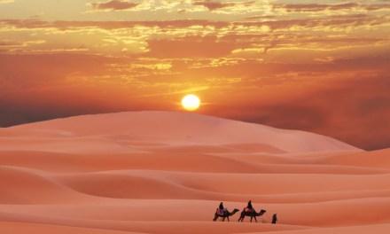 The Berbers, Inhabitants of Northwestern Africa's Mediterranean coast