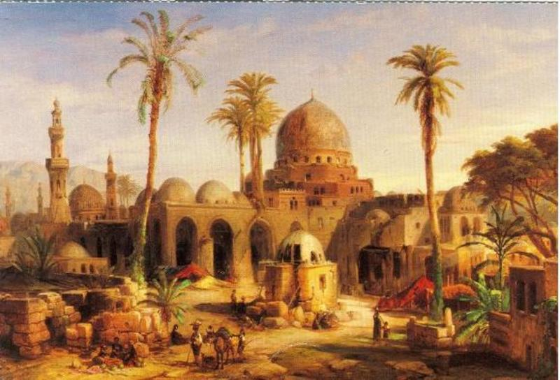 the fall of the abbasid empire essay Chapter 40: fall of the 'abbasid caliphate the mongol invasion, which shook  the world of islam to its very foundations in the seventh/13th century was an.