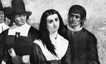 """7 Infamous Witch Trials and the Execution of 200 000 """"Witches"""""""