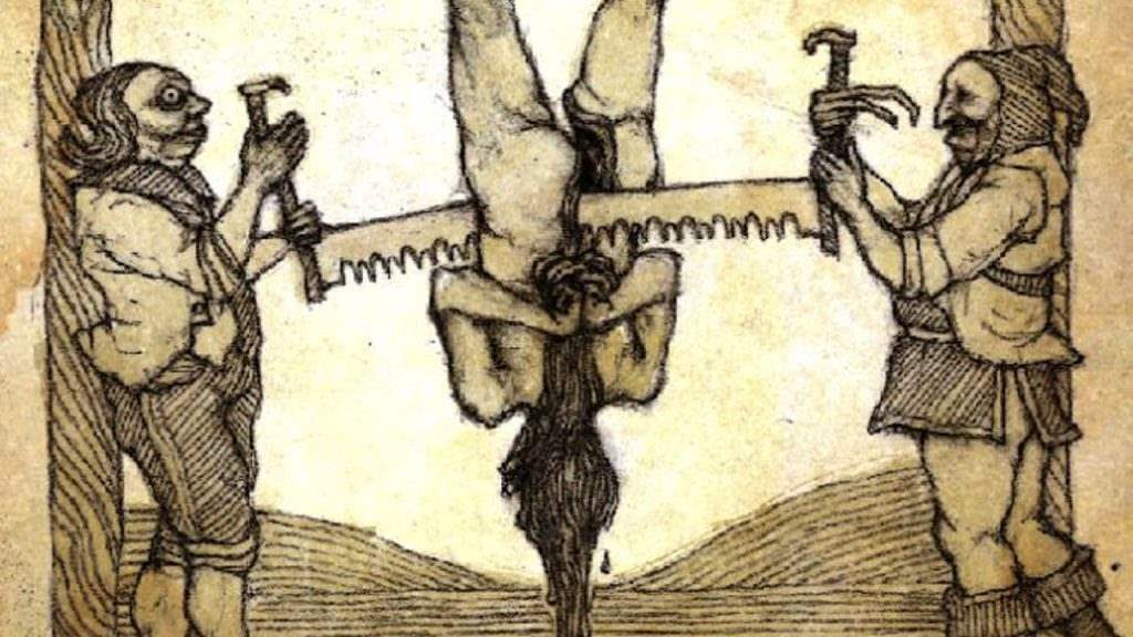 The Gruesome Ways People Were Tortured and Punished in the Middle Ages