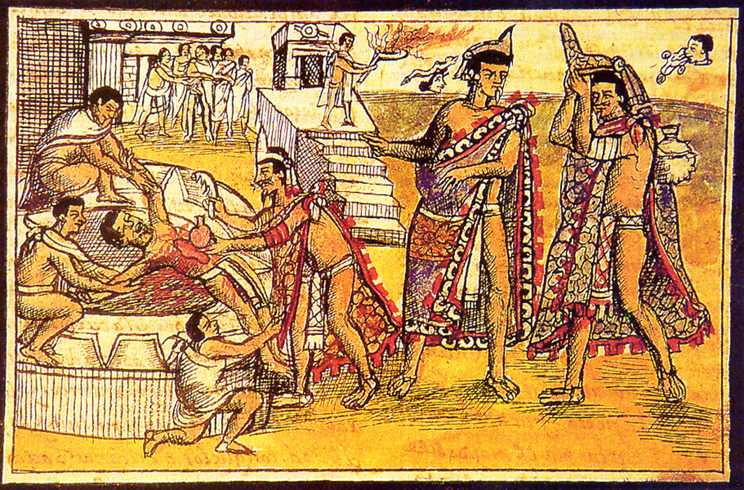the history of the aztec empire and their military might about history