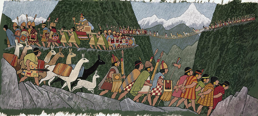 The History of the Incas and Their Amazing Empire