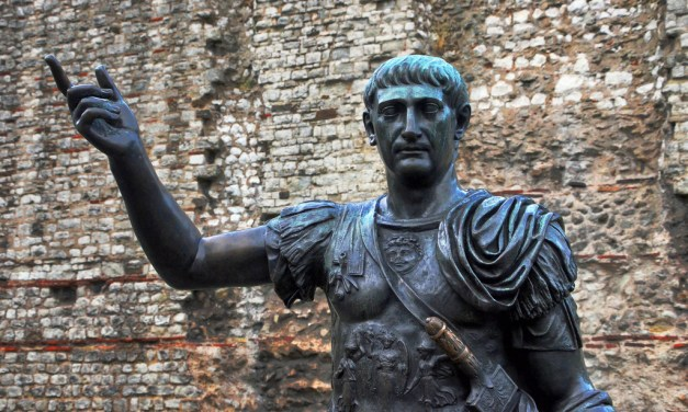 The Rise to Power and Conquests of Trajan