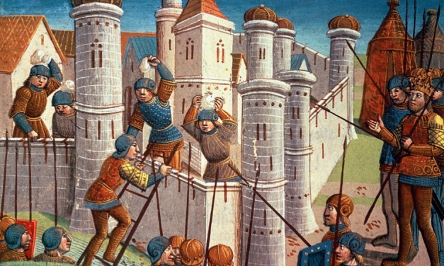 10 Medieval Siege Weapons