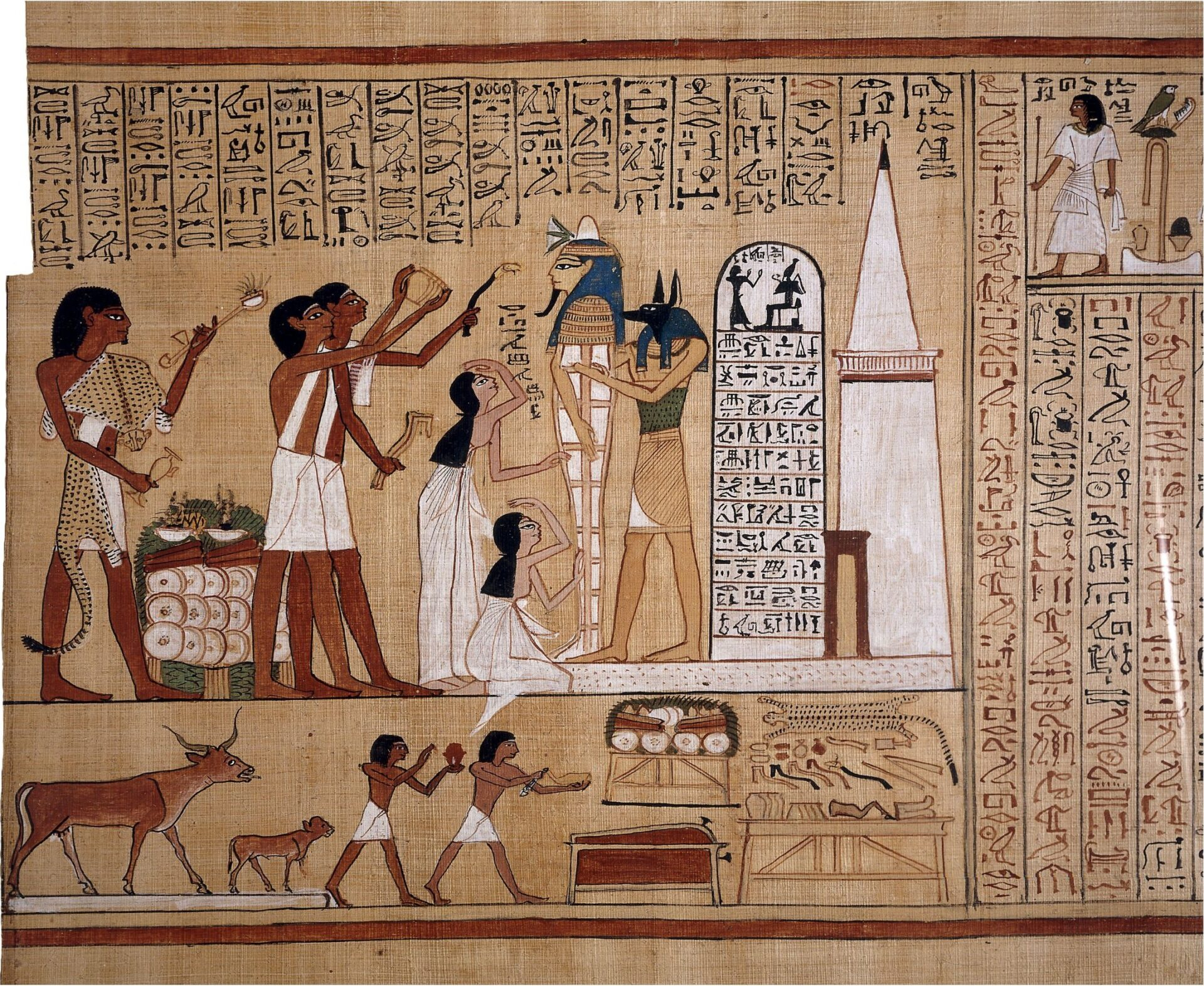 Religious practices and gods of ancient Egypt 40