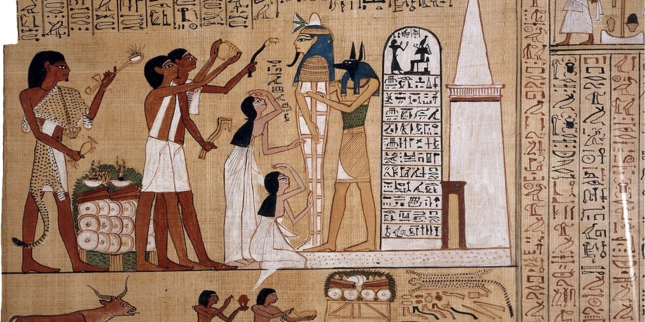 Ancient Egyptian Religion- From Myths to Live After Death