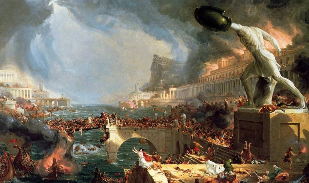 End of an Era – The Fall of The Western Roman Empire ...