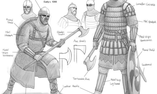 History of the Varangian Guard and Their Effectiveness