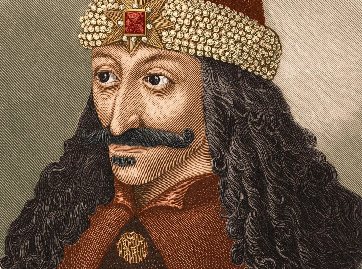 The Man Behind the Blood - The Story of Vlad the Impaler