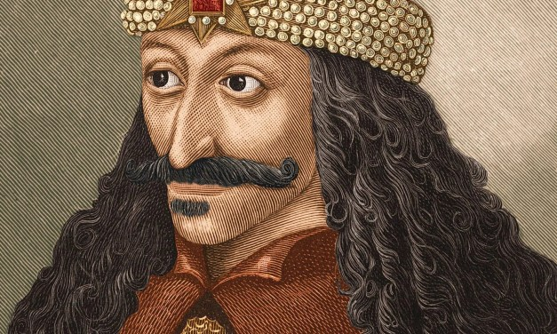 The Man Behind the Blood – The Story of Vlad the Impaler
