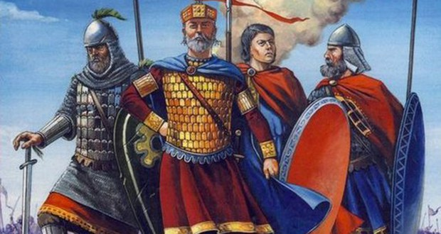 Basil II (976-1025) The Bulgar Slayer and His Great Rule