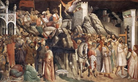 Heraclius (610-641) His Fight Against The Persians and Rise of Arabic Power