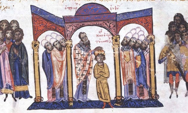 The Story of Constantine VII (913-959) The Purple-born