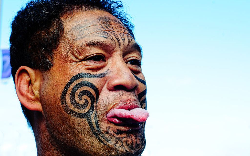 What Does The Maori Chin Tattoo Mean: History Of The Maori People