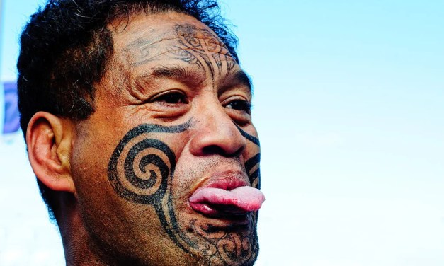History of the Maori People
