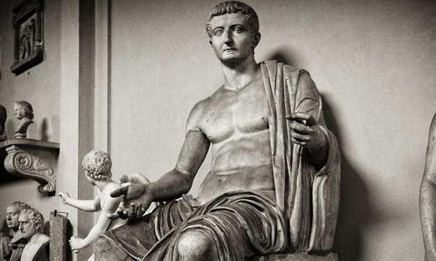 Tiberius (14-37 AD) Emperor of Rome