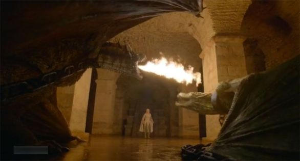 diocletian's palace game of thrones