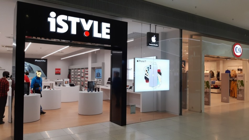 istyle bory mall