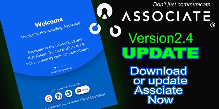 Associate BIG update