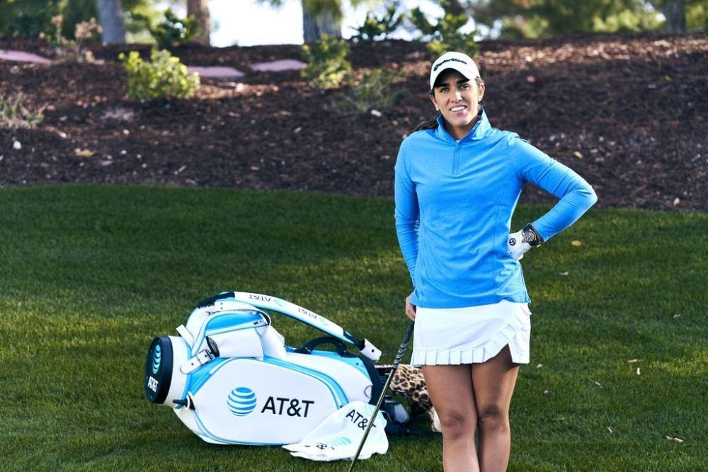 AT&T Teams Up with Golfer Maria Fassi in Multi-Year Deal