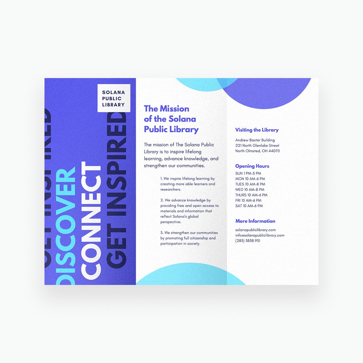 create free brochures ferdin