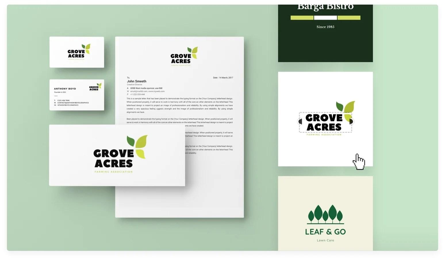 logo maker create free