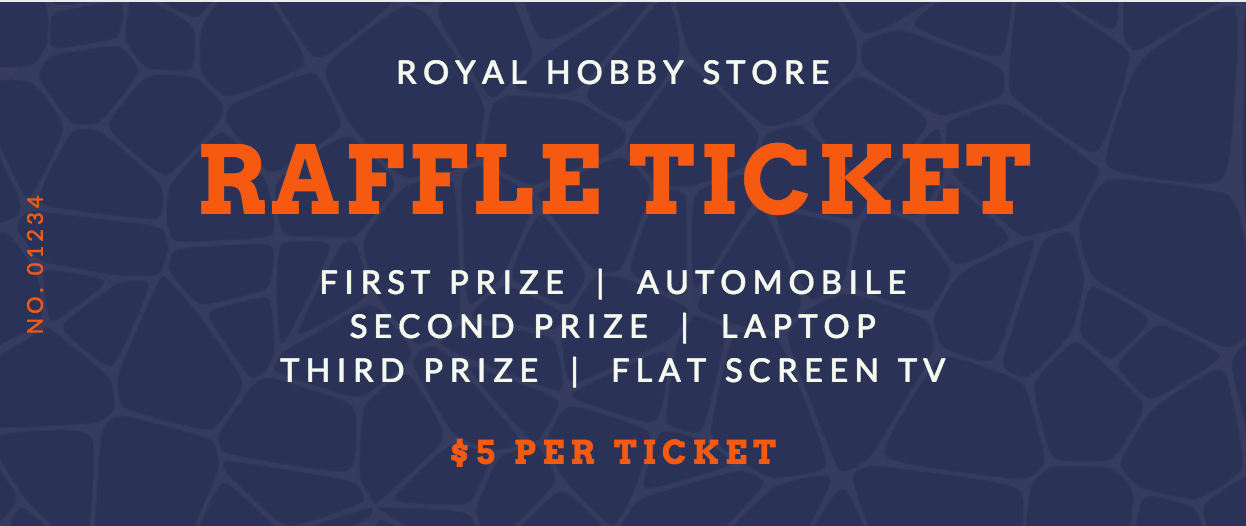 create raffle tickets online