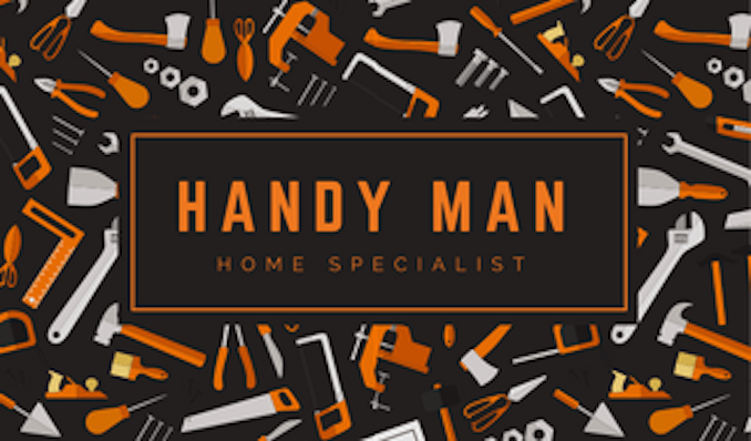 Handyman Logo Templates